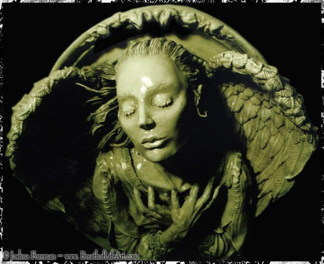 Adoration Sculpture