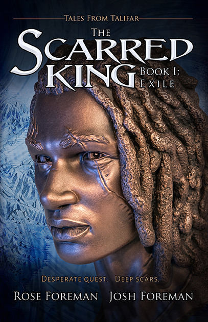 Tails from Talifar The Scared King Book 1 Exile