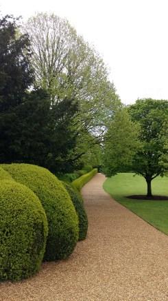 Kingston Lacey gardens