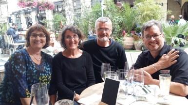 Ann, Susan, Mike & Phil