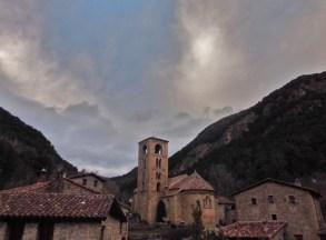 Beget - Església de Sant Cristòfor