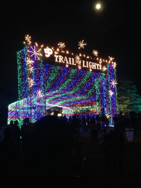 Trail of Lights Austin