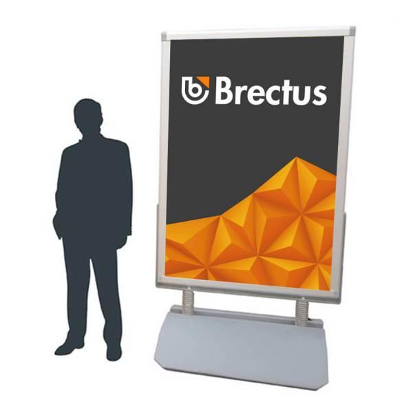 Brectus Pavement Board Wind-Sign Smart 2