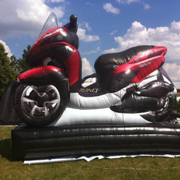 Brectus Custom Shaped Inflatables