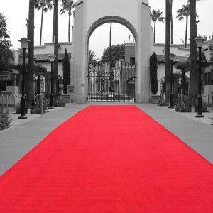 Brectus Red carpet promo mat