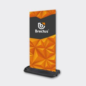 Brectus Sign Base Plastic