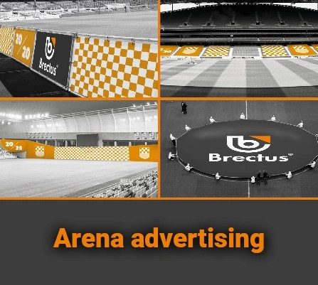 p - Brectus news - Arena advertising