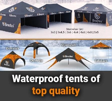p - Brectus news - tents!