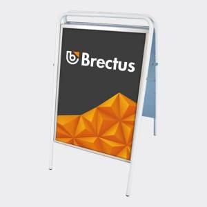Gadeskilt Standard fra Brectus