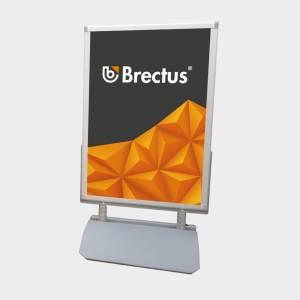 Gadeskilt Wind-Sign Smart fra Brectus