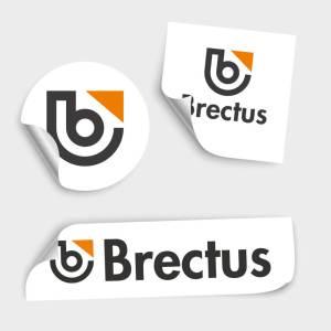 Klistermærker, Etiketter, Mærkater fra Brectus