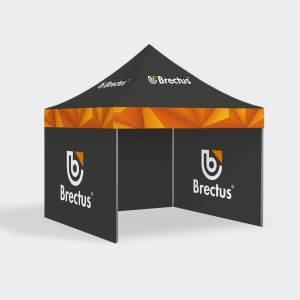Reklametelte 5×5 fra Brectus