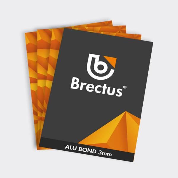 Print på plade fra Brectus