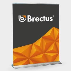 Rollup Messevæg fra Brectus