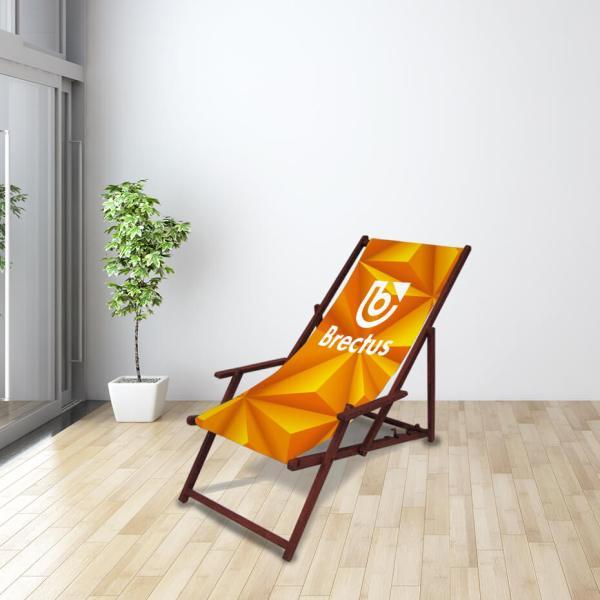 Strandstol i miljø