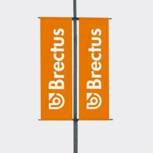 Brectus Banner Brackets