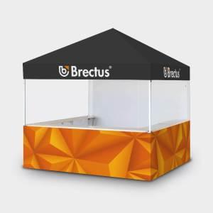 Messetelt Kiosktelt og Popup Stand fra Brectus