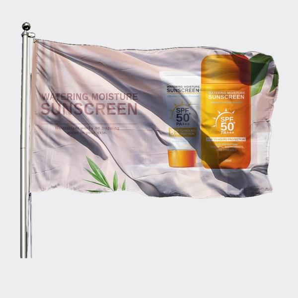 flagg med trykk, flagg med logo, flaggkroker, Logoflagg, flagg