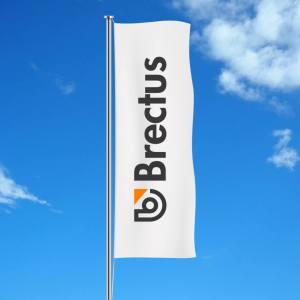 Brectus Portait Flags