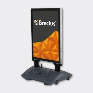 Gatebukk Wind-Sign LED fra Brectus