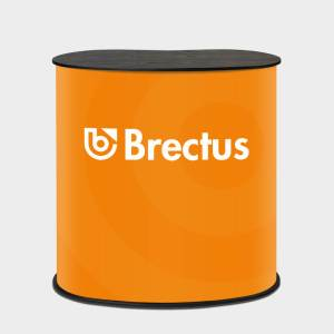Brectus Expo Table Curved