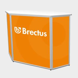 Brectus Expo Counter Alu