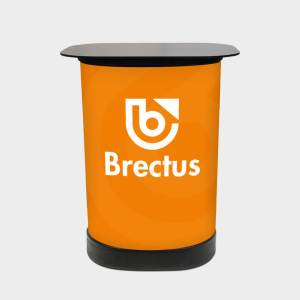 Brectus Messebord Transportkoffert