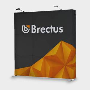 Brectus Pop-Up Wall Straight
