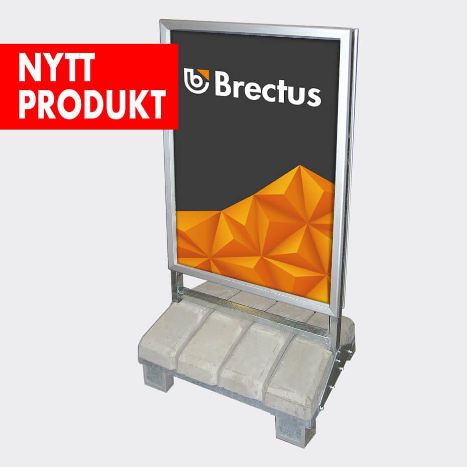 Brectus gatebukk ekstrem