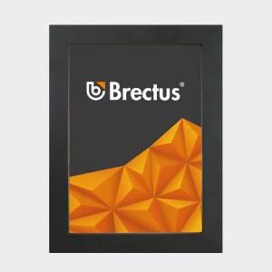 Plakatramme Premium sort fra Brectus
