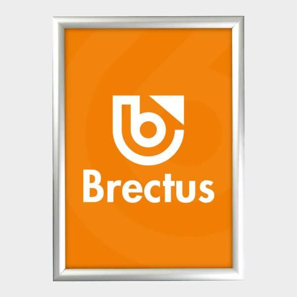 Vindusramme Tosidig med Brectus logo i oransje