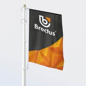 Windtracker flagg fra Brectus