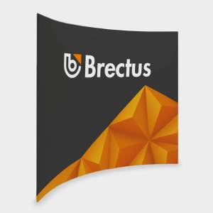 Brectus Zipper-Wall Curved