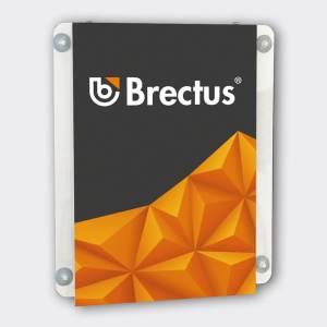 Vindusramme i akryl fra Brectus