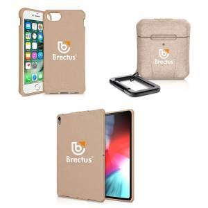 deksel til mobil, Profilering, FERONIABIO, nedbrytbare deksler, miljøvennlige deksler, profileringsmateriell, giveaways, tech artikler 1