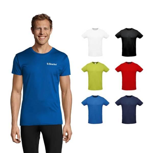 T skjorte Sprint med Trykk