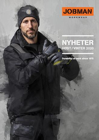 Katalog for Jobman Høst-Vinter 2020