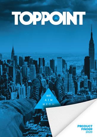 Katalog for Toppoint 2020