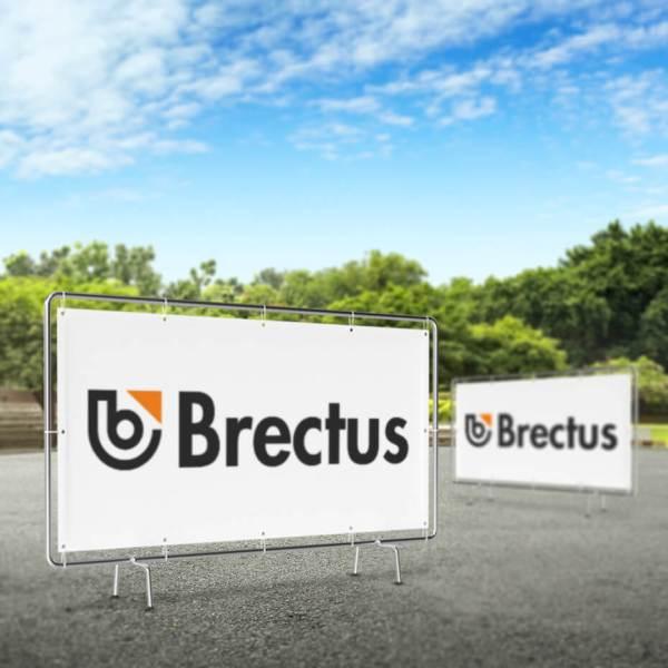 Brectus Banner till staket 1