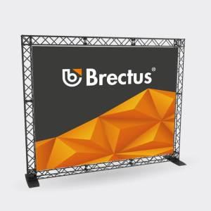 Brectus Pressvägg & Sponsorvägg