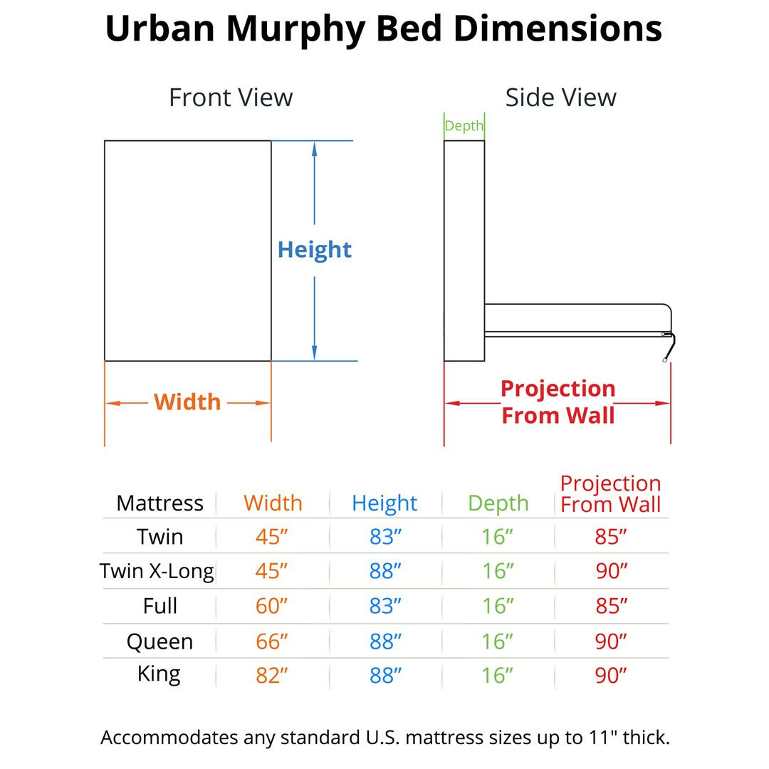 Urban Murphy Bed
