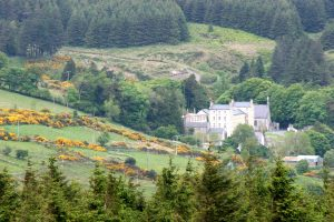 Overlooking Glencree Borstal
