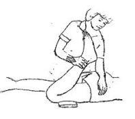 passive knee flexion