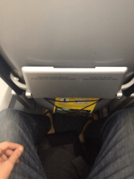 spirit-airlines-tray-table-and-manual-holder