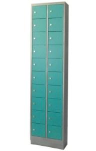 Mini locker 20 deuren