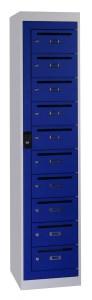 Post locker 10 deuren