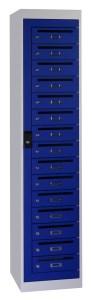 Post locker 15 deuren