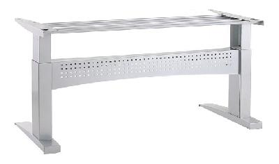 onderstel 501-11 zilver 196 cm