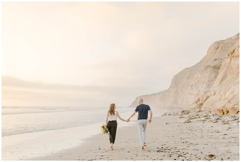 Torrey Pines Anniversary Session by Bree and Stephen Photography San Diego Wedding Photography by Bree and Stephen Photography