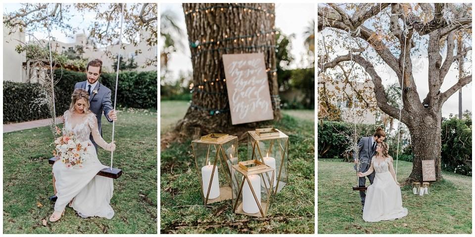 La Jolla Woman's Club Wedding Photography